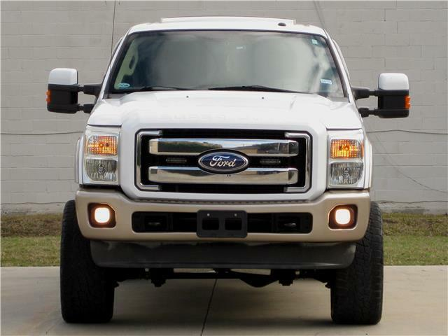 well serviced 2011 Ford F 250 King Ranch crew cab