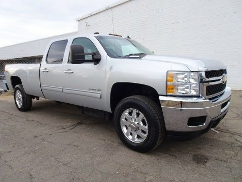 clean 2012 Chevrolet Silverado 3500 LTZ crew cab for sale