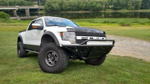 custom built 2013 Ford F 150 SVT Raptor crew cab for sale