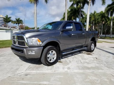 excellent shape 2012 Dodge Ram 3500 Limited Laramie LONGHORN crew cab for sale