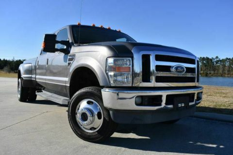great shape 2008 Ford F350 Lariat crew cab for sale