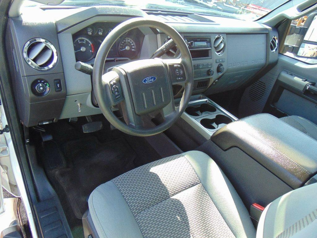 great shape 2012 Ford F 250 XLT LONGBED crew cab