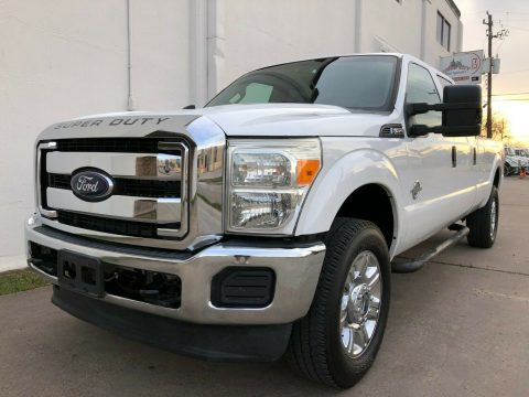 immaculate 2012 Ford F 350 crew cab for sale