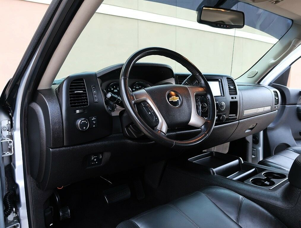 loaded 2012 Chevrolet Silverado 2500 LT Crew Cab