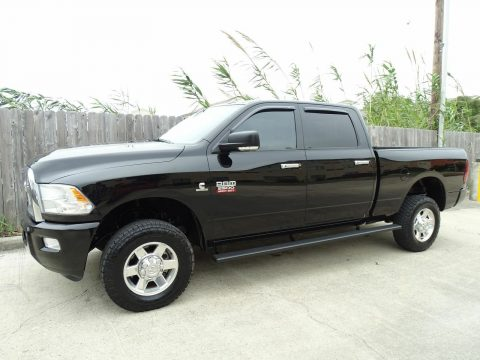 loaded 2012 Dodge Ram 2500 Lone Star crew cab for sale