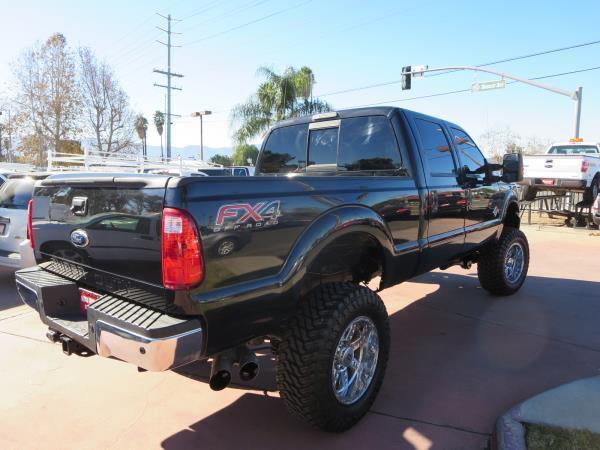 loaded 2012 Ford F 250 Lariat crew cab