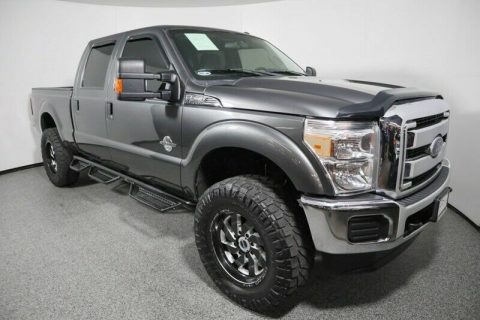 loaded 2016 Ford F 250 XLT crew cab for sale