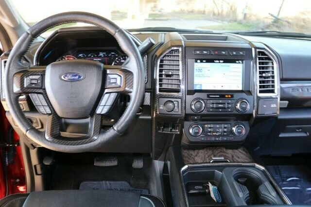 loaded 2017 Ford F 250 Lariat crew cab