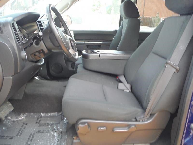 low miles 2012 Chevrolet Silverado 1500 LT CREW CAB