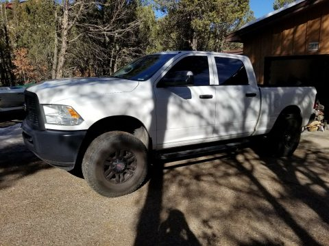 no issues 2012 Ram 2500 ST crew cab for sale
