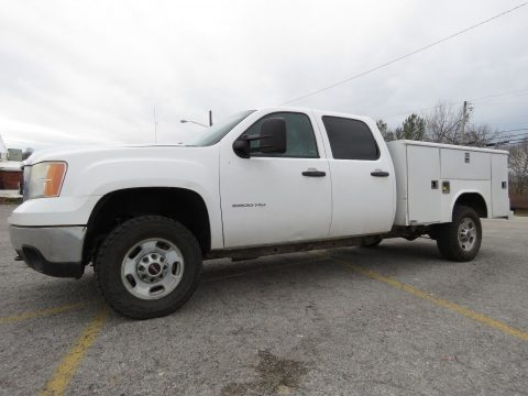 utility bed 2012 Chevrolet Silverado 2500 CREW CAB for sale