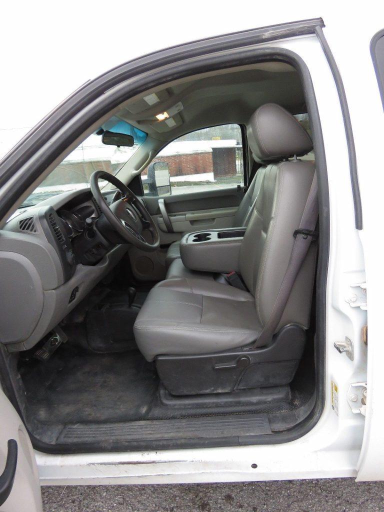 utility bed 2012 Chevrolet Silverado 2500 CREW CAB