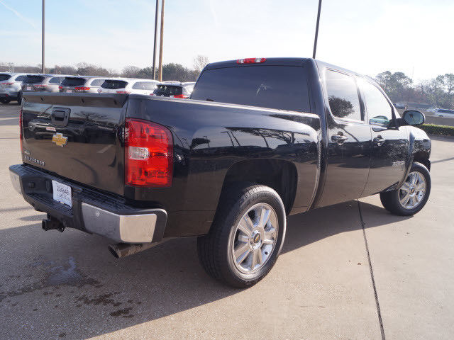 well equipped 2012 Chevrolet Silverado 1500 LTZ crew cab