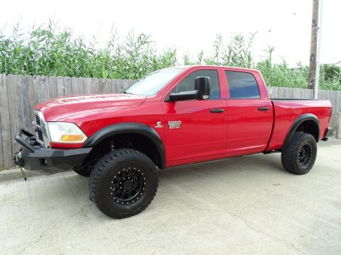 well equipped 2012 Dodge Ram 2500 ST crew cab for sale