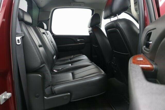 custom 2013 GMC Sierra 1500 SLT pickup crew cab