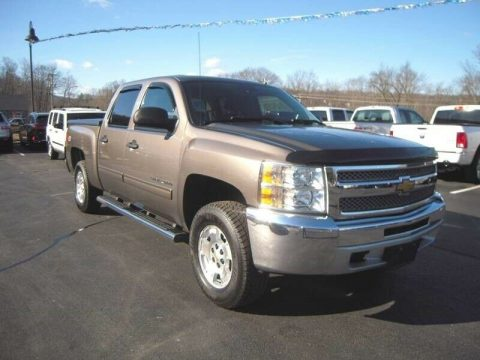 great running 2013 Chevrolet Silverado 1500 LT crew cab for sale