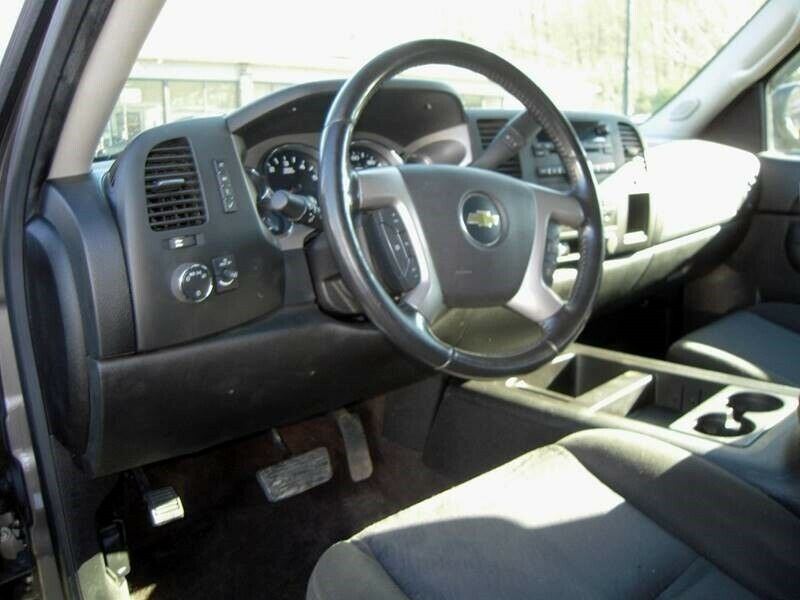 great running 2013 Chevrolet Silverado 1500 LT crew cab