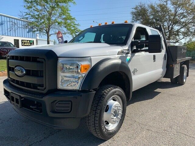 great running 2013 Ford F 550 crew cab