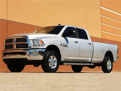 great shape 2013 Dodge Ram 2500 SLT crew cab for sale