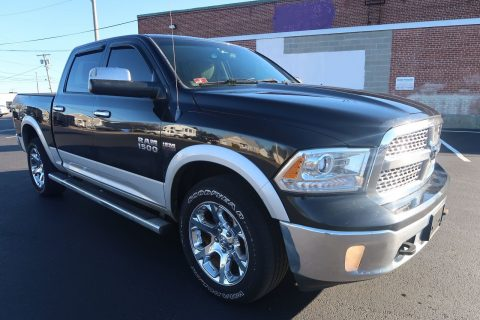 great shape 2013 Ram 1500 Laramie crew cab for sale
