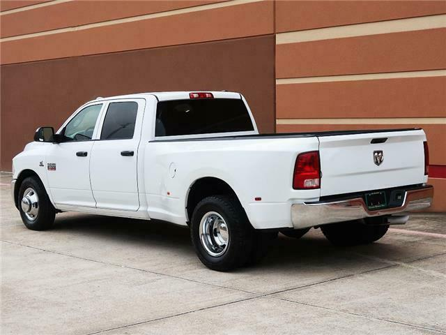 loaded 2012 Dodge Ram 3500 ST crew cab
