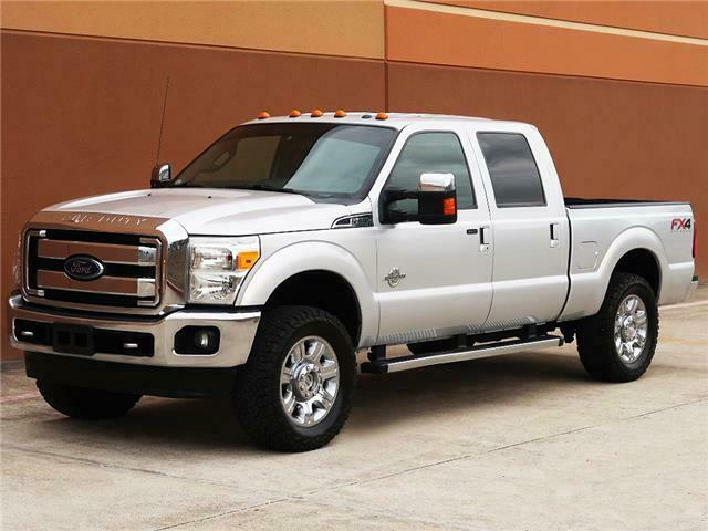 loaded with options 2013 Ford F 250 Lariat crew cab