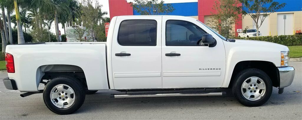 well optioned 2013 Chevrolet Silverado 1500 LT crew cab