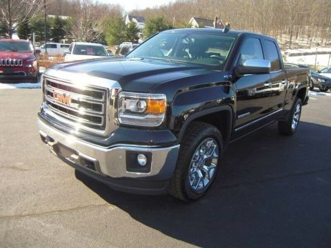 great runner 2014 GMC Sierra 1500 SLT crew cab for sale