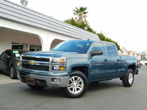 loaded 2014 Chevrolet Silverado 1500 crew cab for sale