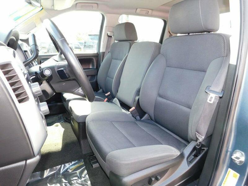 loaded 2014 Chevrolet Silverado 1500 crew cab