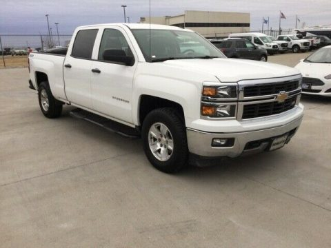 well equipped 2014 Chevrolet Silverado 1500 LT crew cab for sale