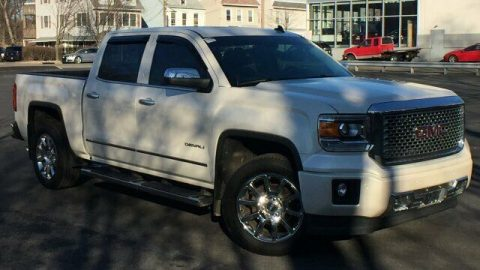 well equipped 2014 GMC Sierra 1500 Denali crew cab for sale