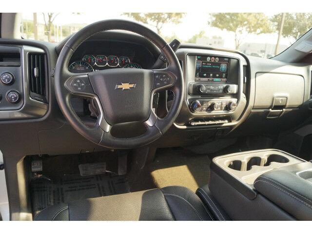 loaded 2015 Chevrolet Silverado 1500 LT crew cab