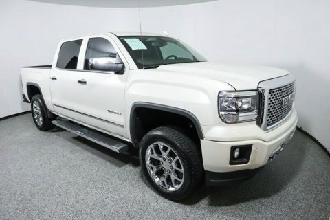 loaded 2015 GMC Sierra 1500 2WD Crew Cab for sale