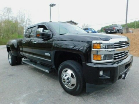 monster 2015 Chevrolet Silverado 3500 High Country crew cab for sale