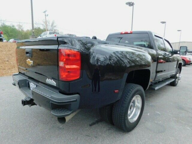 monster 2015 Chevrolet Silverado 3500 High Country crew cab
