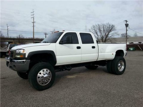 new parts 2007 GMC Sierra 3500 crew cab for sale