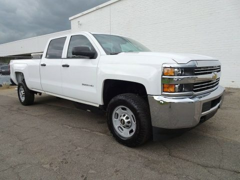 strong 2015 Chevrolet Silverado 2500 crew cab for sale