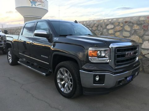 strong 2015 GMC Sierra 1500 Crew Cab for sale