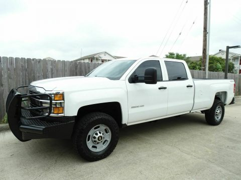 well equipped 2015 Chevrolet Silverado 2500 crew cab for sale