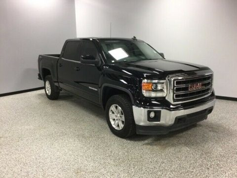 well equipped 2015 GMC Sierra 1500 SLE crew cab for sale
