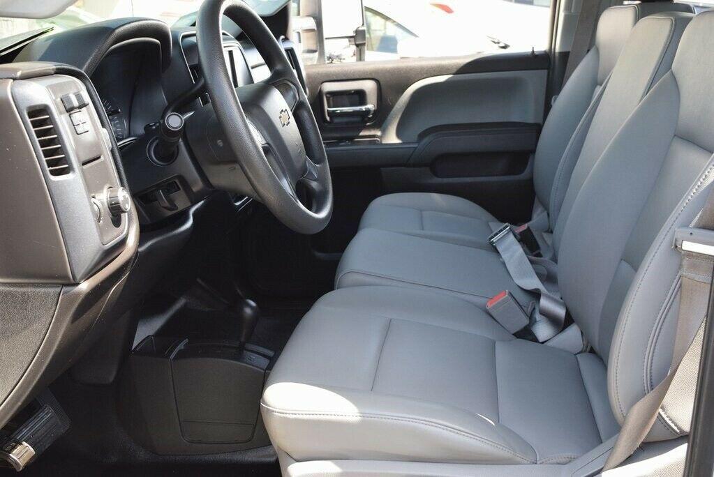 low miles 2016 Chevrolet Silverado 2500 HD crew cab