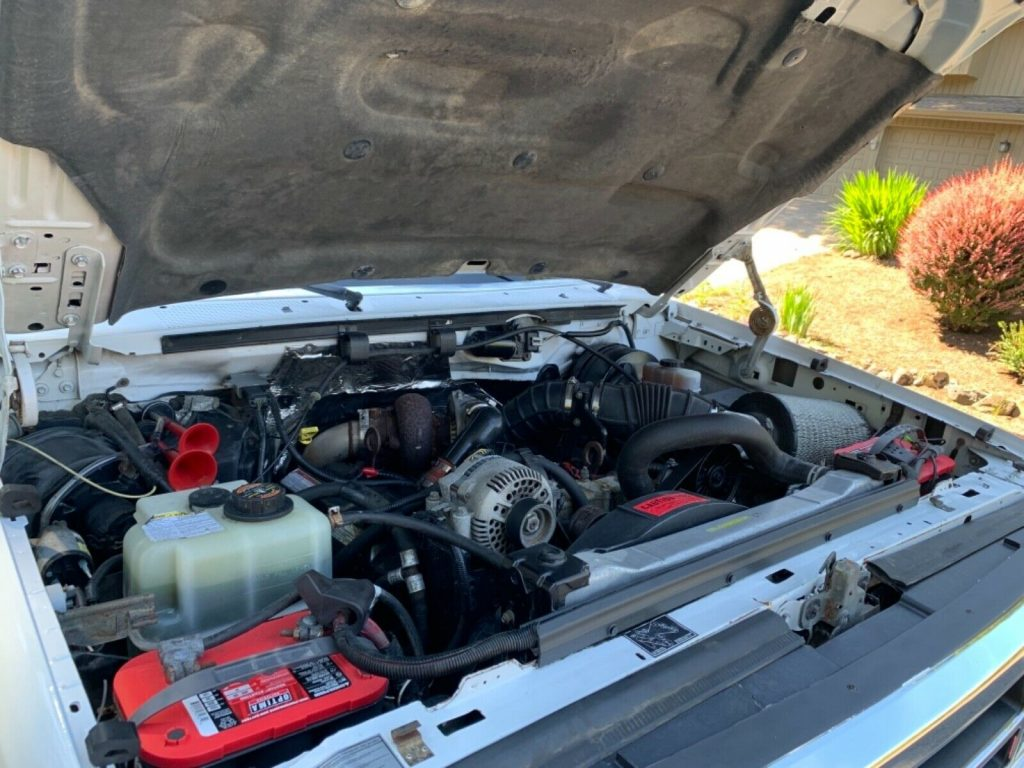reliable 1997 Ford F 350 crew cab