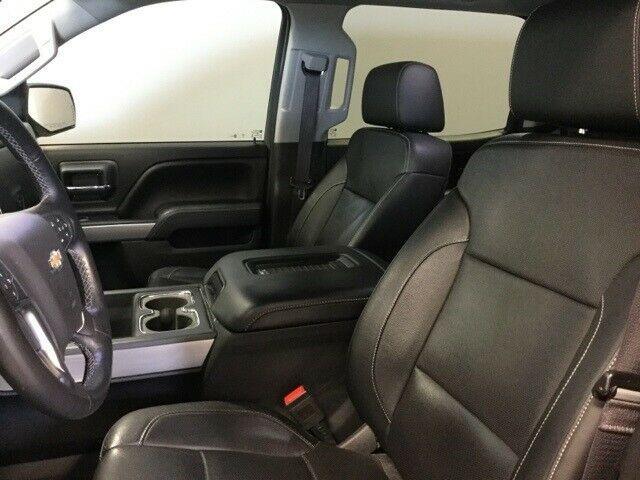 sharp 2016 Chevrolet Silverado 1500 LTZ crew cab
