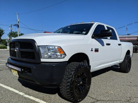 customized 2012 Dodge Ram 2500 ST crew cab for sale
