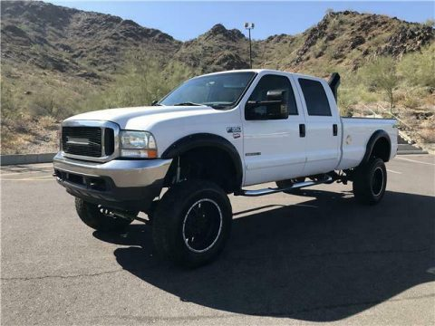 fully reconditioned 2001 Ford F350 Pickup XLT crew cab for sale