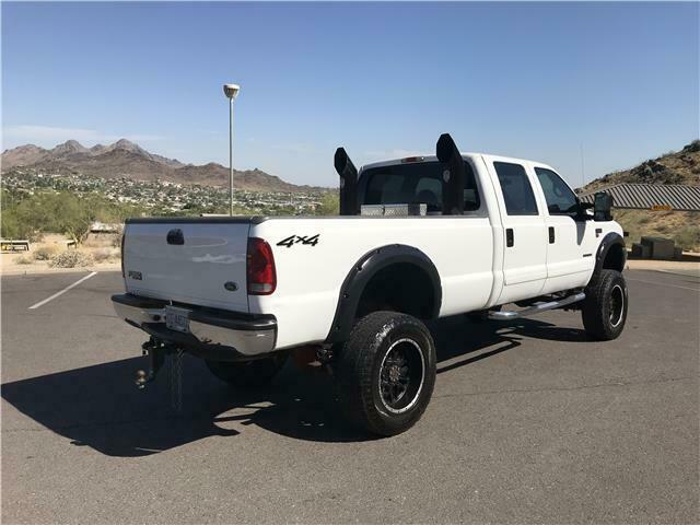 fully reconditioned 2001 Ford F350 Pickup XLT crew cab