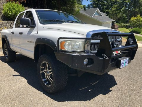 lots of add-ons 2003 Dodge Ram 1500 SLT crew cab for sale