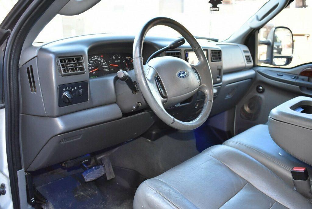 upgraded 2003 Ford F 350 Lariat crew cab