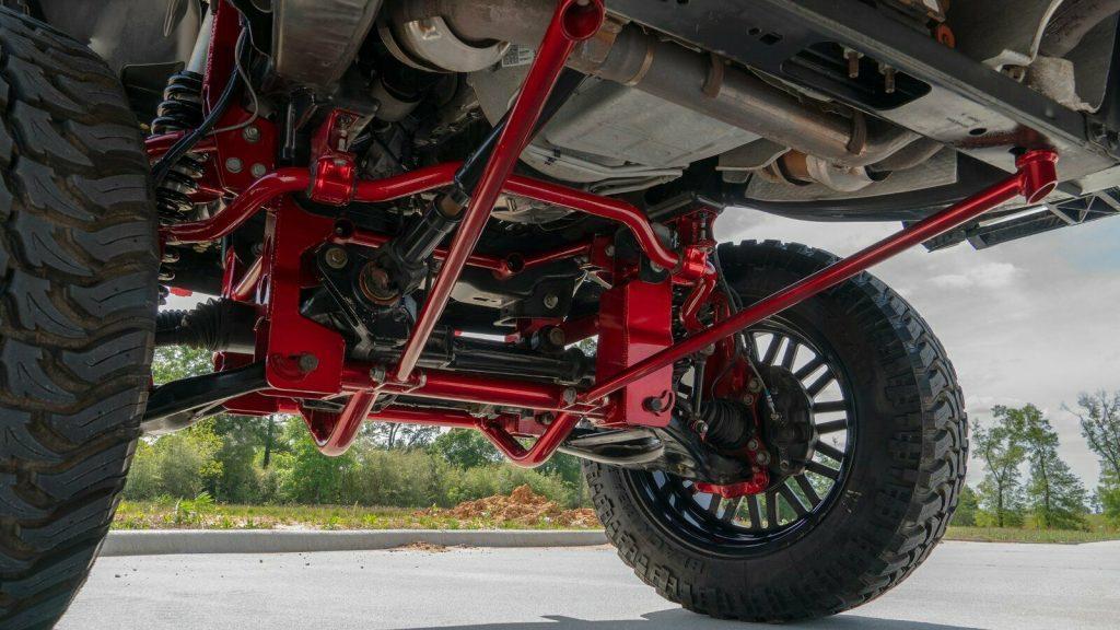 custom 2015 Ford F 150 Lariat crew cab